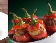 Softtortilla mit frischem Gemüse, Hähnchenbruststreifen, geriebener Käse, Sourcream 9,40€